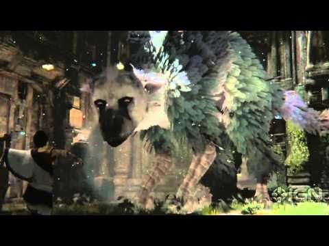 The Last Guardian Trailer - TGS 2010