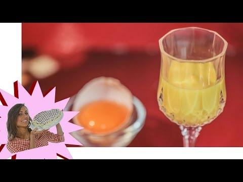 Liquore all'Uovo - Vov Fatto in Casa