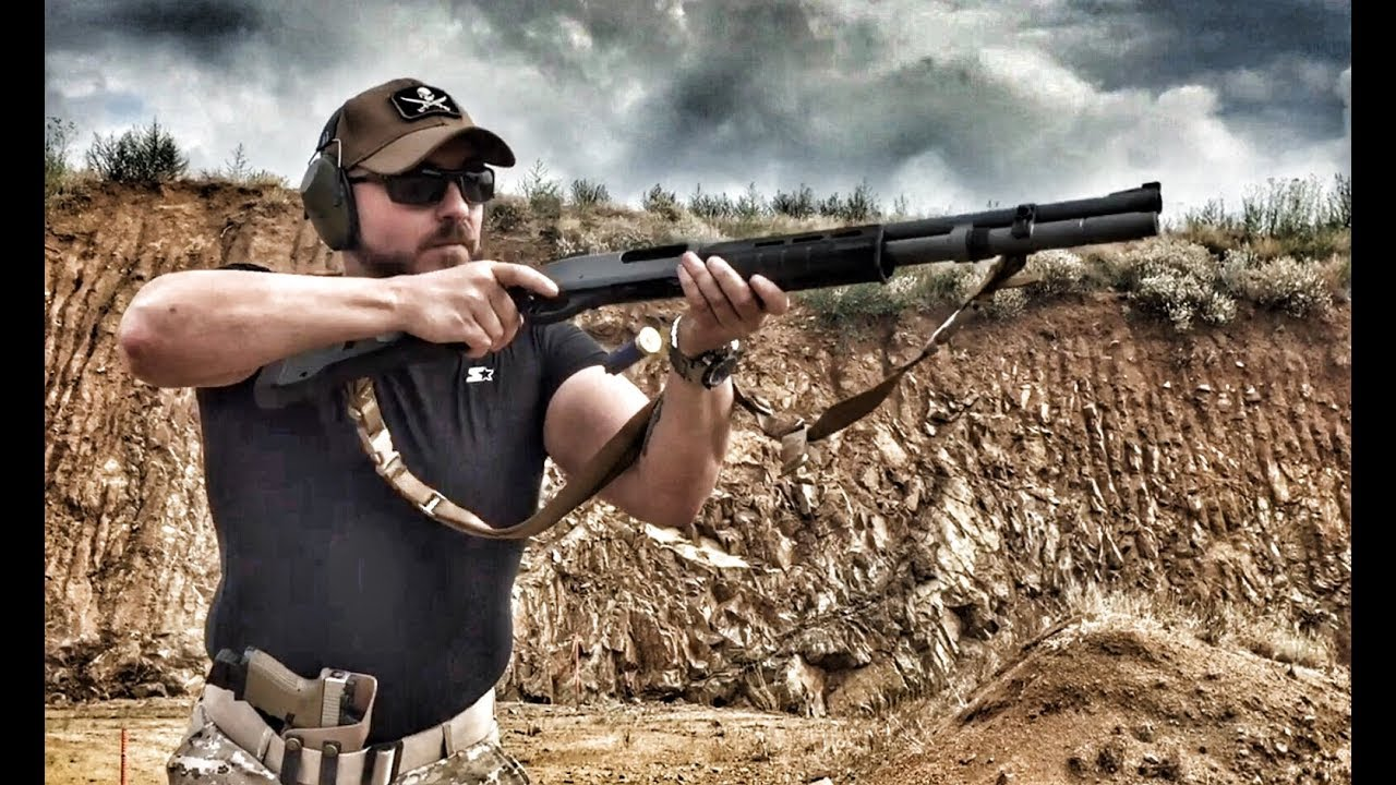 Download Shotgun Speed Comparison: Pump Action vs Semi-auto