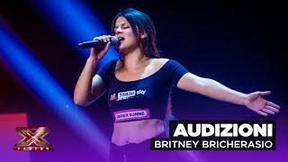 Britney commuove Mara Maionchi | Audizioni 3