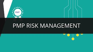 PMP Risk Management | PMP Training Videos | PMP Tutorial