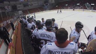 Белые Медведи vs Алтай (Усть-Каменогорск) - 5:3. 9 Октября 2016