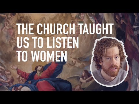 The Church Taught Us to Listen to Women