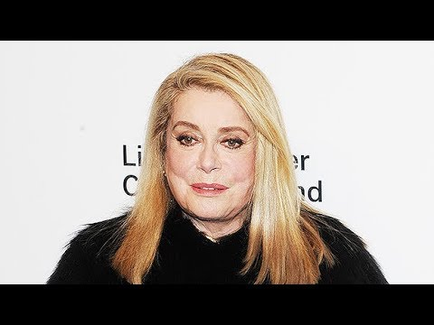 Catherine Deneuve 5 Things On The French Actress Condemning #MeToo