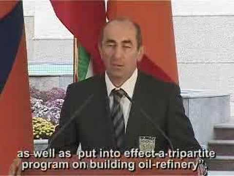 Iranian, Armenian economic co-operation