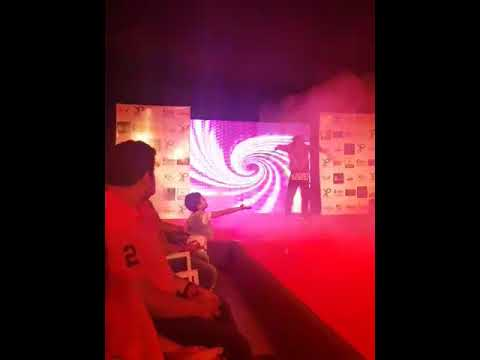 Mr.Miss & mRk pune Global guest performance
