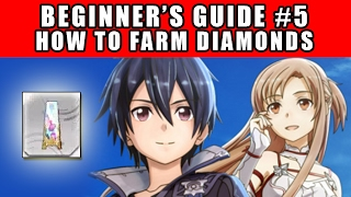 How To Farm Diamonds - Beginner
