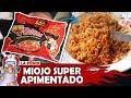 PROVANDO O MIOJO MAIS APIMENTADO DO MUNDO (ft NINJA & POLDO)