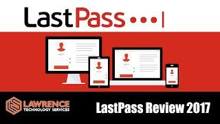 LastPass 2017 Review