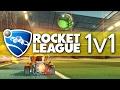 Rocket league 1v1 #2 (He got rekt)