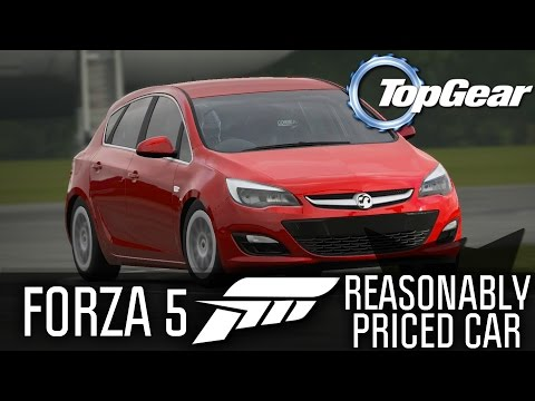 Forza 5 - Top Gear Reasonably Priced Car Challenge