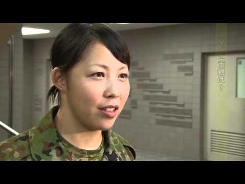 先輩Q&A:なぜ自衛官に? 陸上 自衛官候補生
