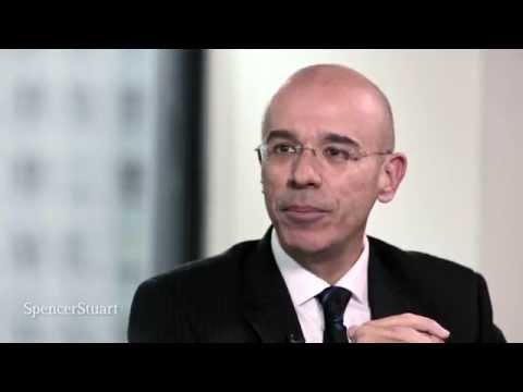 A conversation with Sergio Rial:  New trends in leadership