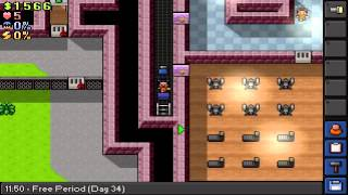 the escapists institutionalized overview center perks