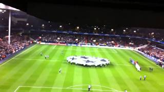 Spurs Vs Inter Milan 3-1 Walk Out