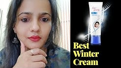 Fair & Lovely Winter Glow cream Review l Winter Special Cream l Tiny Makeup Update