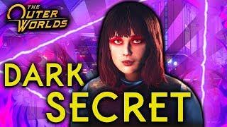 The Outer Worlds - Byzantium's Dark SECRET Hidden Area - Outer Worlds Lore