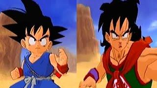 Kid Goku VS Yamcha Mod Historia Saga DB parte 1 Dragon Ball Z Tenkaichi 3