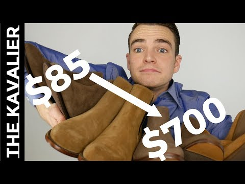 The Best Chelsea Boots? - Thursday Boots, Lucchese, Aldo, J&M, Steve Madden Round-Up