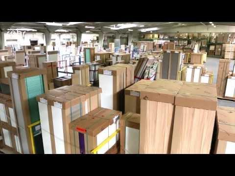 Röhr-Bush Furniture from Germany