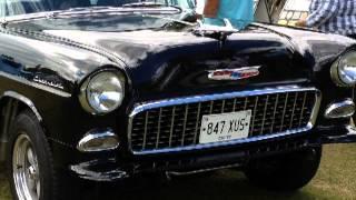 Gambar cover Billing Aquadrome in Northampton - American Car Show 2012 - Slideshow