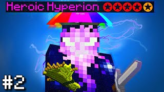 Wheat to Hyperion, then giving it away #2! Hypixel Skyblock