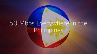 WIT Philippines Satellite Broadband Internet 50Mbps Everywhere