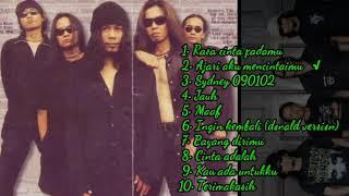 Gambar cover Jamrud - official top 10 lagu slow rock jamrud