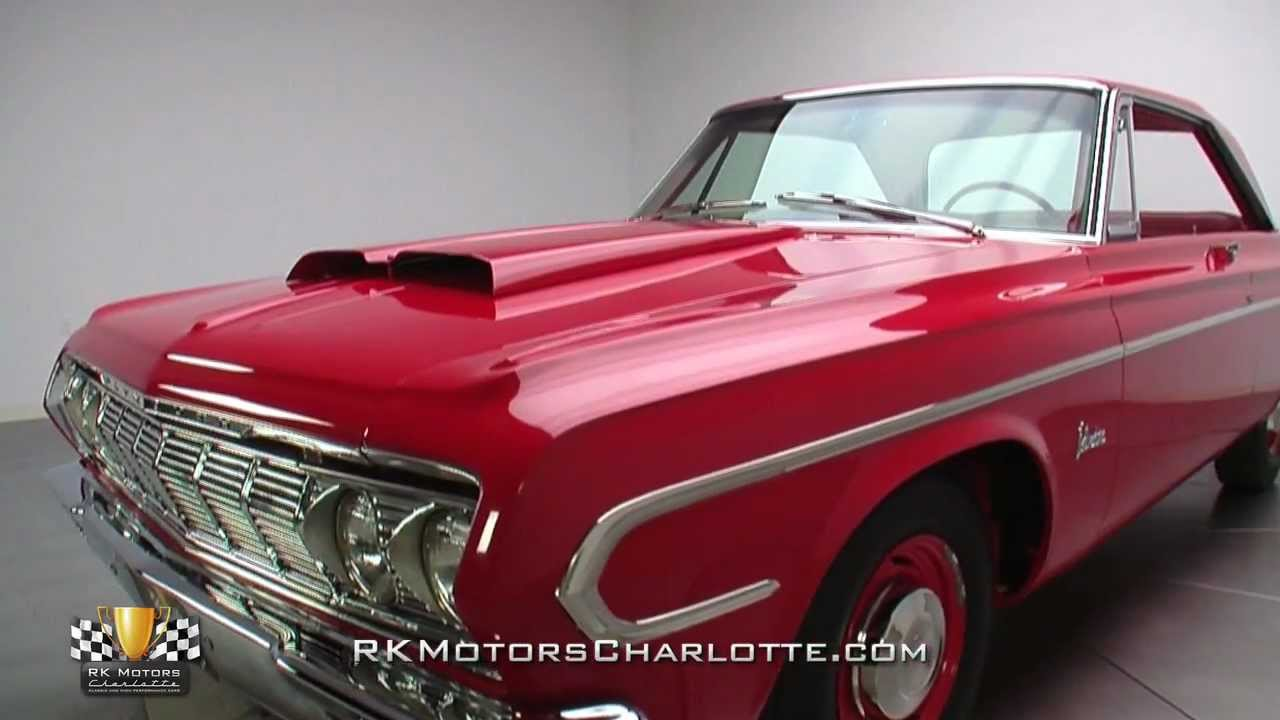 133081 1964 plymouth belvedere youtube. Black Bedroom Furniture Sets. Home Design Ideas