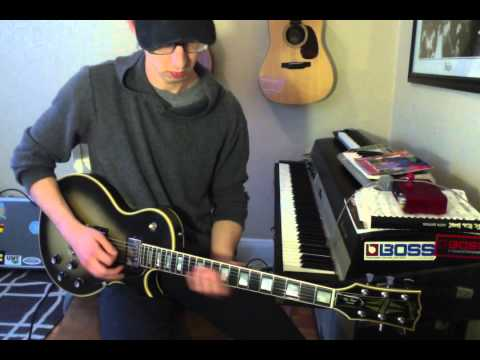 """Spanky Alford solo on D'Angelo Live - """"Feel Like Making Love"""" (cover)"""