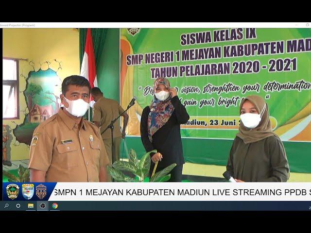 GLADI BERSIH PURNAWIYATA SISWA KELAS 9 SMPN 1 MEJAYAN 2020/2021