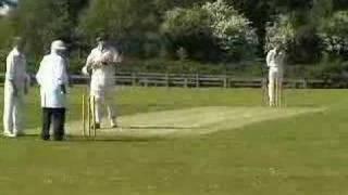 Saxton v Spofforth Highlights 2006