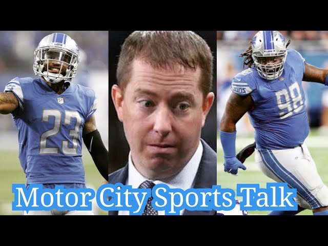 Why Lions Have Upper Hand on Darius Slay & Snacks in Hold Out    Why Lions Should Take Care of Slay