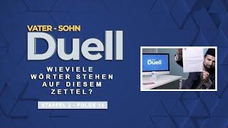 Vater Sohn Duell   Ein starkes zweites Halbfinale   S2F14