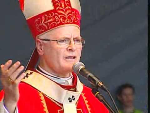 Homilia do Cardeal Odilo Scherer na Missa durante Bote Fé