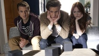 DOCTOR WHO Ep 4 The Power of Three Trailer BBC America