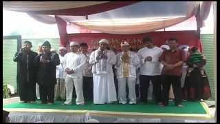 Kenangan Zikir & Tarbiyah with Alm. Uje Dkk ketika acara Tasyakuran dan walimah safar Koko Liem.