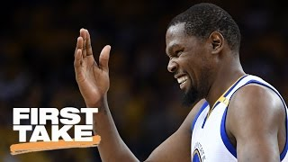 Stephen a. smith rant on kevin durant | first take | may 15, 2017