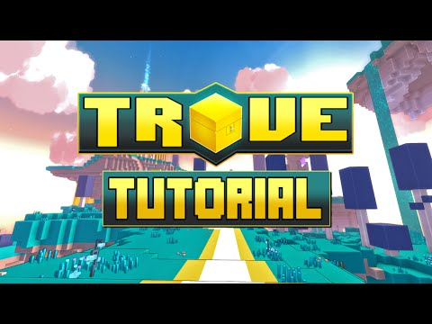 Scythes in-depth Trove 1.0 Beginners Guide & Tutorial ✪ HOW TO PLAY TROVE!