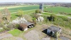 #006 Hoher Berg Syke Drohnenflug / Nike-FlaRak-Stellung / anti-aircraft missile station