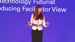 Futurist Shara Evans at the KPMG Partner Conference | Technology and the Future of Business