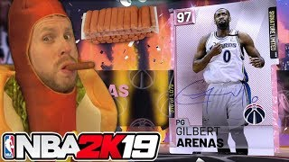 You don't wanna know what I did for this card NBA 2K19
