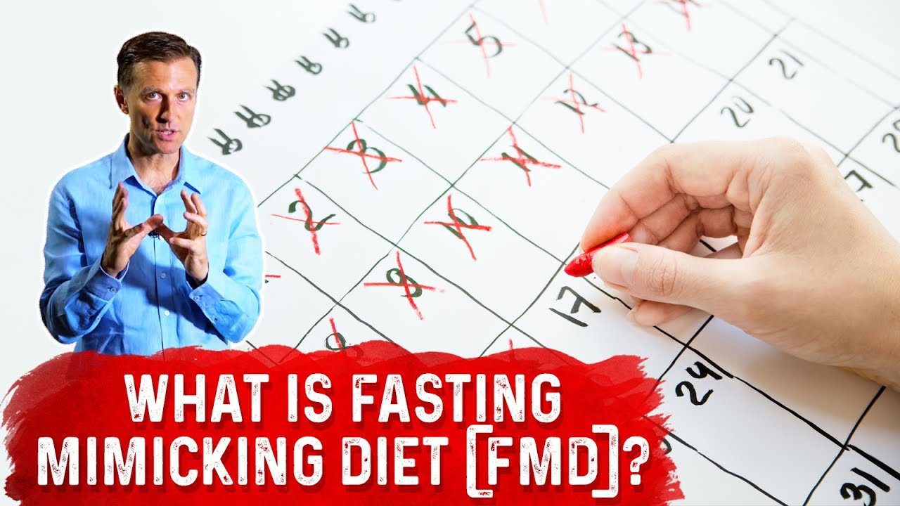 Fasting Mimicking Diet Do-It-Yourself Guide ⋆ Forever Free From