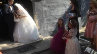 Мисс Януля на свадьбе во Львове