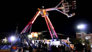Jacksonvile Fair ride: Freak Out