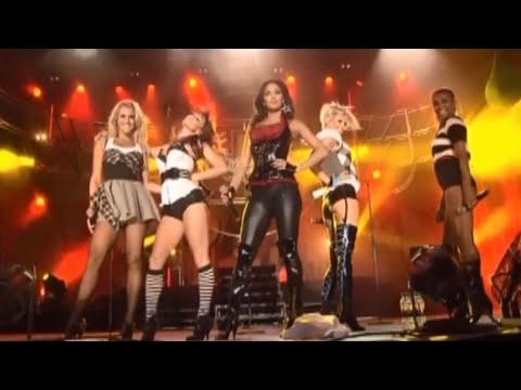 Kimberly Wyatt Live at MTV Malaga Summer (FULL Concert) with Pussycat Dolls