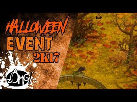 Halloween Event 2k17 [Gaia zOMG!]