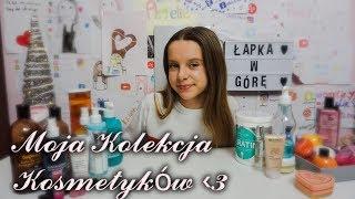 Moja Kolekcja Kosmetyków | Amelie