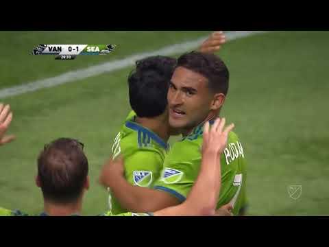 Goles de Raul Ruidiaz en la MLS  2018