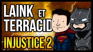 COMMENT METTRE FIN A SON AMITIÉ (Injustice 2)